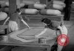 Image of Goodyear factory interiors Akron Ohio USA, 1942, second 38 stock footage video 65675052416