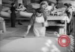Image of Goodyear factory interiors Akron Ohio USA, 1942, second 50 stock footage video 65675052416