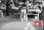 Image of Goodyear factory interiors Akron Ohio USA, 1942, second 51 stock footage video 65675052416