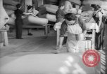 Image of Goodyear factory interiors Akron Ohio USA, 1942, second 53 stock footage video 65675052416