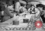 Image of Goodyear factory interiors Akron Ohio USA, 1942, second 61 stock footage video 65675052416