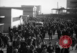 Image of Thousands of shipyard workers Richmond California USA, 1942, second 10 stock footage video 65675052420