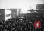 Image of Thousands of shipyard workers Richmond California USA, 1942, second 14 stock footage video 65675052420