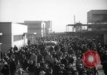 Image of Thousands of shipyard workers Richmond California USA, 1942, second 15 stock footage video 65675052420
