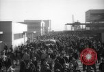Image of Thousands of shipyard workers Richmond California USA, 1942, second 16 stock footage video 65675052420
