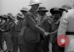 Image of General Charles De Gaulle Fort Lamy French Equatorial Africa, 1941, second 51 stock footage video 65675052426