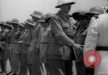 Image of General Charles De Gaulle Fort Lamy French Equatorial Africa, 1941, second 52 stock footage video 65675052426
