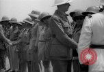Image of General Charles De Gaulle Fort Lamy French Equatorial Africa, 1941, second 53 stock footage video 65675052426