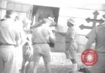 Image of French army officials Fort Lamy French Equatorial Africa, 1941, second 18 stock footage video 65675052429