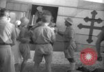 Image of French army officials Fort Lamy French Equatorial Africa, 1941, second 19 stock footage video 65675052429
