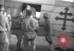 Image of French army officials Fort Lamy French Equatorial Africa, 1941, second 21 stock footage video 65675052429