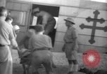 Image of French army officials Fort Lamy French Equatorial Africa, 1941, second 25 stock footage video 65675052429