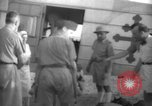 Image of French army officials Fort Lamy French Equatorial Africa, 1941, second 27 stock footage video 65675052429