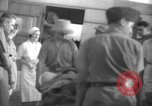 Image of French army officials Fort Lamy French Equatorial Africa, 1941, second 29 stock footage video 65675052429