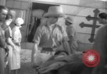Image of French army officials Fort Lamy French Equatorial Africa, 1941, second 30 stock footage video 65675052429