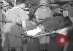 Image of French army officials Fort Lamy French Equatorial Africa, 1941, second 38 stock footage video 65675052429