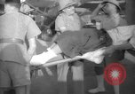 Image of French army officials Fort Lamy French Equatorial Africa, 1941, second 39 stock footage video 65675052429