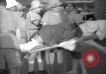 Image of French army officials Fort Lamy French Equatorial Africa, 1941, second 40 stock footage video 65675052429