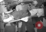 Image of French army officials Fort Lamy French Equatorial Africa, 1941, second 41 stock footage video 65675052429