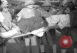 Image of French army officials Fort Lamy French Equatorial Africa, 1941, second 42 stock footage video 65675052429