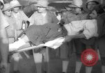 Image of French army officials Fort Lamy French Equatorial Africa, 1941, second 43 stock footage video 65675052429