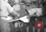 Image of French army officials Fort Lamy French Equatorial Africa, 1941, second 44 stock footage video 65675052429