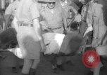 Image of French army officials Fort Lamy French Equatorial Africa, 1941, second 49 stock footage video 65675052429