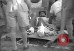 Image of French army officials Fort Lamy French Equatorial Africa, 1941, second 57 stock footage video 65675052429