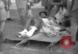 Image of French army officials Fort Lamy French Equatorial Africa, 1941, second 60 stock footage video 65675052429