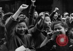 Image of Chinese students Shanghai China, 1946, second 56 stock footage video 65675052438