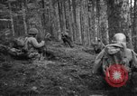 Image of Japanese-American 442nd Infantry Vosges Mountains France, 1944, second 30 stock footage video 65675052439