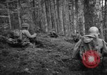 Image of Japanese-American 442nd Infantry Vosges Mountains France, 1944, second 34 stock footage video 65675052439