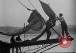 Image of Captain Marty Welch Gloucester Massachusetts USA, 1921, second 14 stock footage video 65675052459