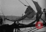 Image of Captain Marty Welch Gloucester Massachusetts USA, 1921, second 16 stock footage video 65675052459
