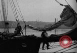 Image of Captain Marty Welch Gloucester Massachusetts USA, 1921, second 18 stock footage video 65675052459