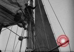 Image of Captain Marty Welch Gloucester Massachusetts USA, 1921, second 20 stock footage video 65675052459