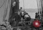 Image of Captain Marty Welch Gloucester Massachusetts USA, 1921, second 26 stock footage video 65675052459