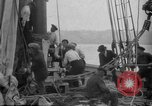 Image of Captain Marty Welch Gloucester Massachusetts USA, 1921, second 28 stock footage video 65675052459