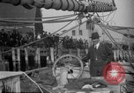 Image of Captain Marty Welch Gloucester Massachusetts USA, 1921, second 30 stock footage video 65675052459