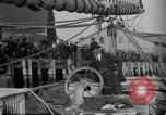 Image of Captain Marty Welch Gloucester Massachusetts USA, 1921, second 31 stock footage video 65675052459