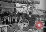 Image of Captain Marty Welch Gloucester Massachusetts USA, 1921, second 32 stock footage video 65675052459