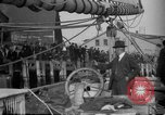 Image of Captain Marty Welch Gloucester Massachusetts USA, 1921, second 33 stock footage video 65675052459