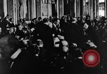 Image of Woodrow Wilson Paris France, 1919, second 3 stock footage video 65675052477
