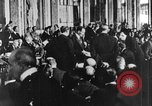 Image of Woodrow Wilson Paris France, 1919, second 4 stock footage video 65675052477