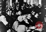 Image of Woodrow Wilson Paris France, 1919, second 16 stock footage video 65675052477