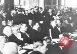 Image of Woodrow Wilson Paris France, 1919, second 19 stock footage video 65675052477