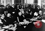 Image of Woodrow Wilson Paris France, 1919, second 22 stock footage video 65675052477