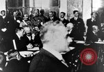 Image of Woodrow Wilson Paris France, 1919, second 26 stock footage video 65675052477