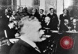 Image of Woodrow Wilson Paris France, 1919, second 27 stock footage video 65675052477