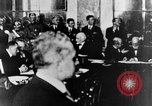 Image of Woodrow Wilson Paris France, 1919, second 28 stock footage video 65675052477
